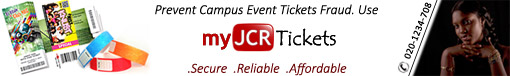 Use myJCR Event Tickets