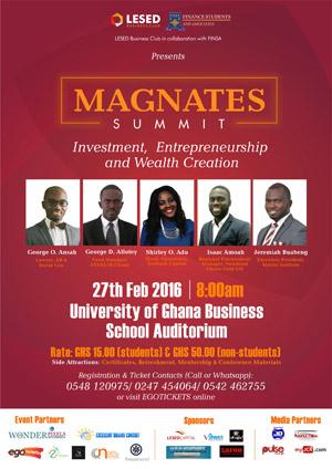 Magnates Summit