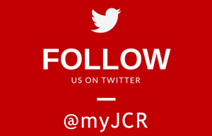 Follow myJCR on Twitter