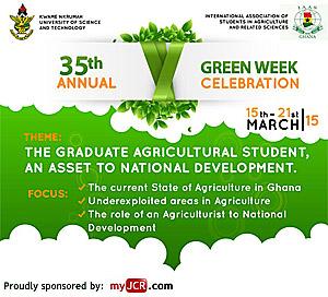 2015 Green Week