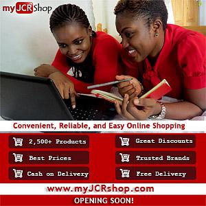 myJCR Shop Opening Soon