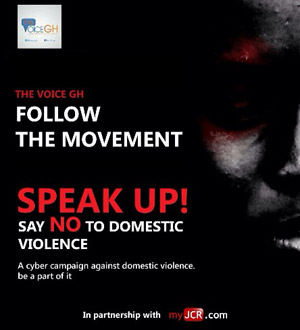 The VoiceGH Domestic Violence
