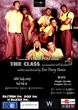The Class Koforidua