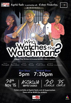 Who watches the watchman