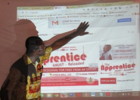 myJCR.com equips KNUST students with website designing skills