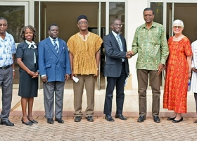 Ashesi signs historic affiliation agreement with UMaT